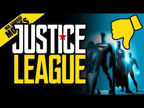 The WORST Justice League Movie - Caravan Of Garbage