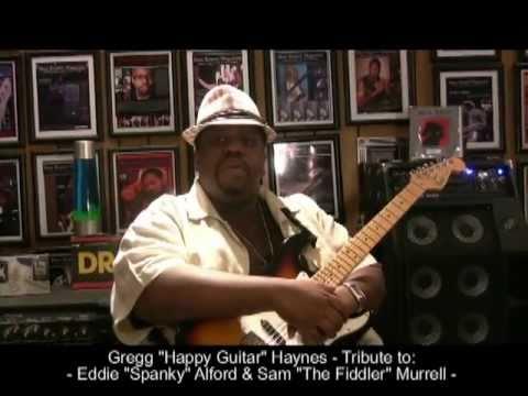"James Ross @ Gregg Haynes: Tribute To - Eddie ""Spanky"" Alford & Sam ""The Fiddler"" Murrell - (RIP)"