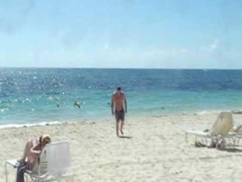 Beach At Lucaya Freeport Grand Bahama Island