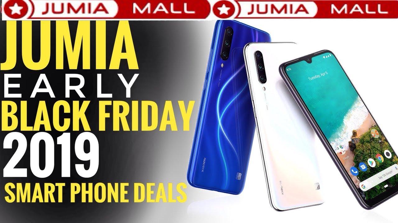 Jumia Early Black Friday Deals 2019 - YouTube