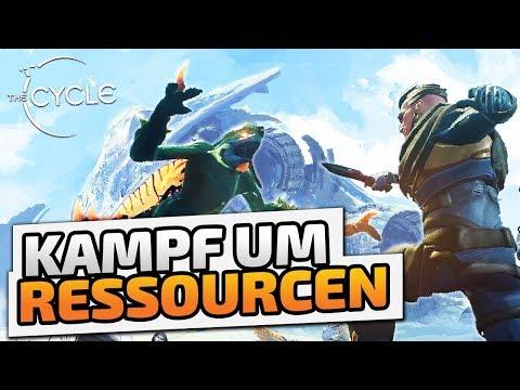 Kampf Um Ressourcen - ♠ The Cycle #001 ♠ - Deutsch German - Dhalucard