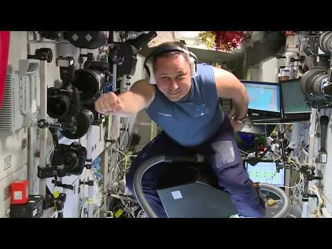 Russian cosmonaut flew the ISS on a vacuum cleaner