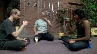 Drink the TEA of IRON BONE Kung Fu.....Drink It!