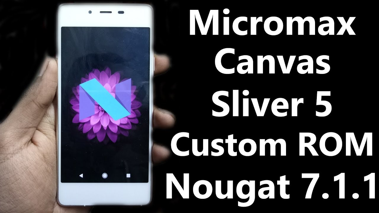 Micromax Canvas Sliver 5 Q450 Android Oreo Videos - Waoweo
