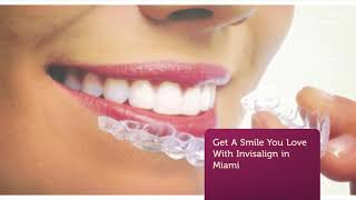 Mancia Orthodontics : Invisalign Miami