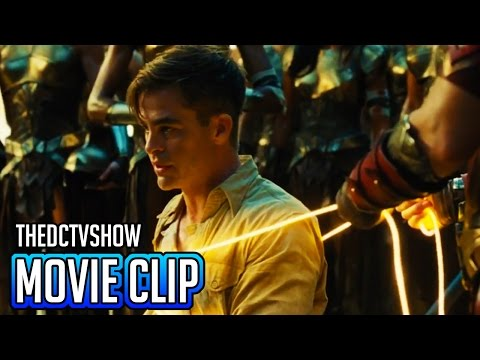 "WONDER WOMAN Movie Clip ""Lasso of Truth"" (2017 DC Superhero Movie)"