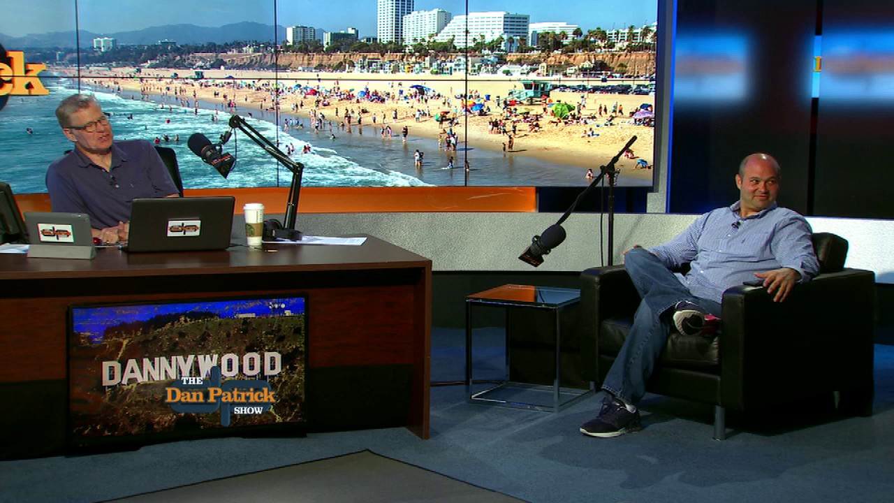 Man Caves Dan Patrick : Dp cold open knee to 5 2 17 youtube