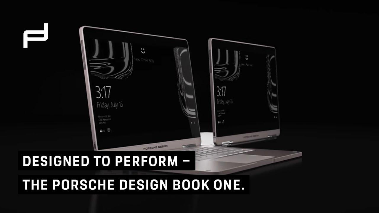 porsche design book one youtube. Black Bedroom Furniture Sets. Home Design Ideas