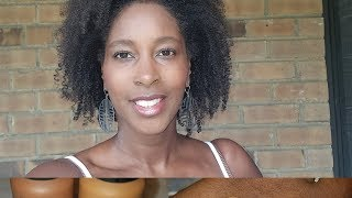 Ordinary Colours Serum Foundation SPF 15 review - mixed 3.1Y & 3.2N WOC