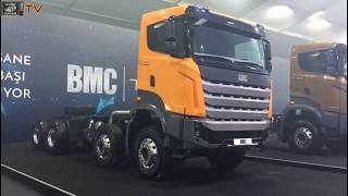 BMC TUĞRA Tanıtımı Sakarya Karasu Fabrikası
