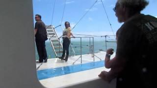 Kids on Catamaran.MOV