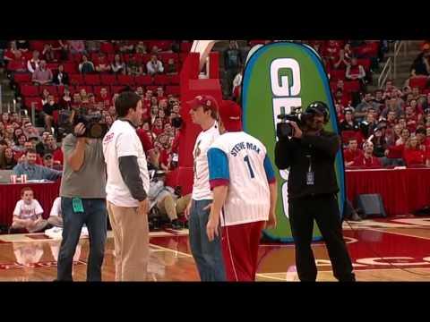 NC State Basketball Halftime - Simon Sez