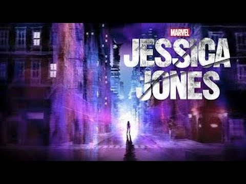 Marvel's Jessica Jones Teaser Trailer