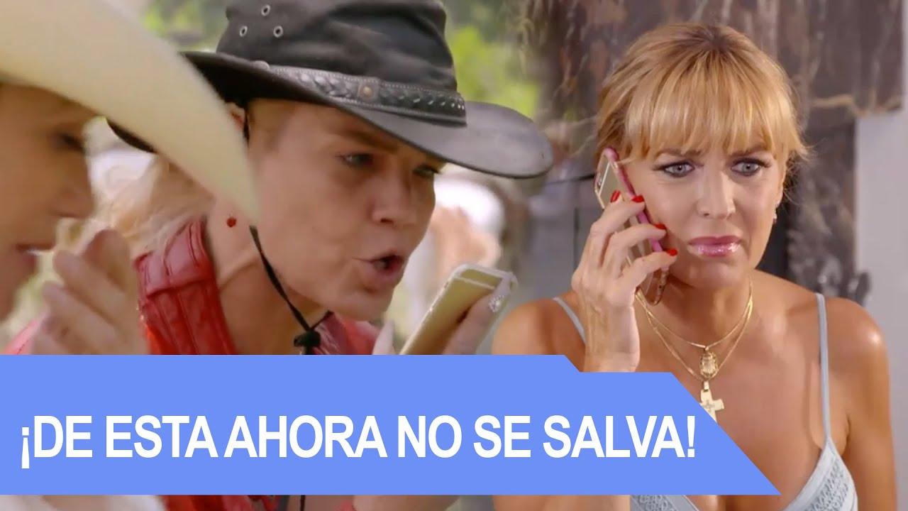 Niurka le sale el chamuco y hasta amenaza a Sandra | Rica Famosa Latina | Temporada 4  Episodio 21
