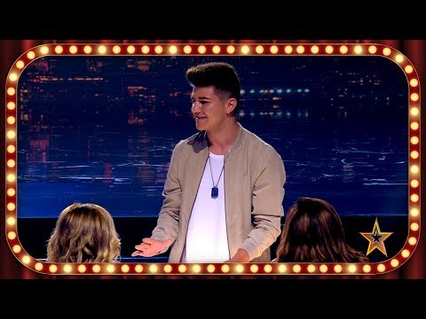 Este MAGO nos invita a SOÑAR con su JUEGO DE CARTAS | Inéditos | Got Talent España 2019