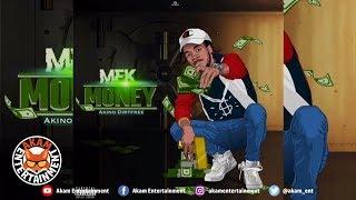 Akino Dirtfree - Mek Money [Official Lyric Video]