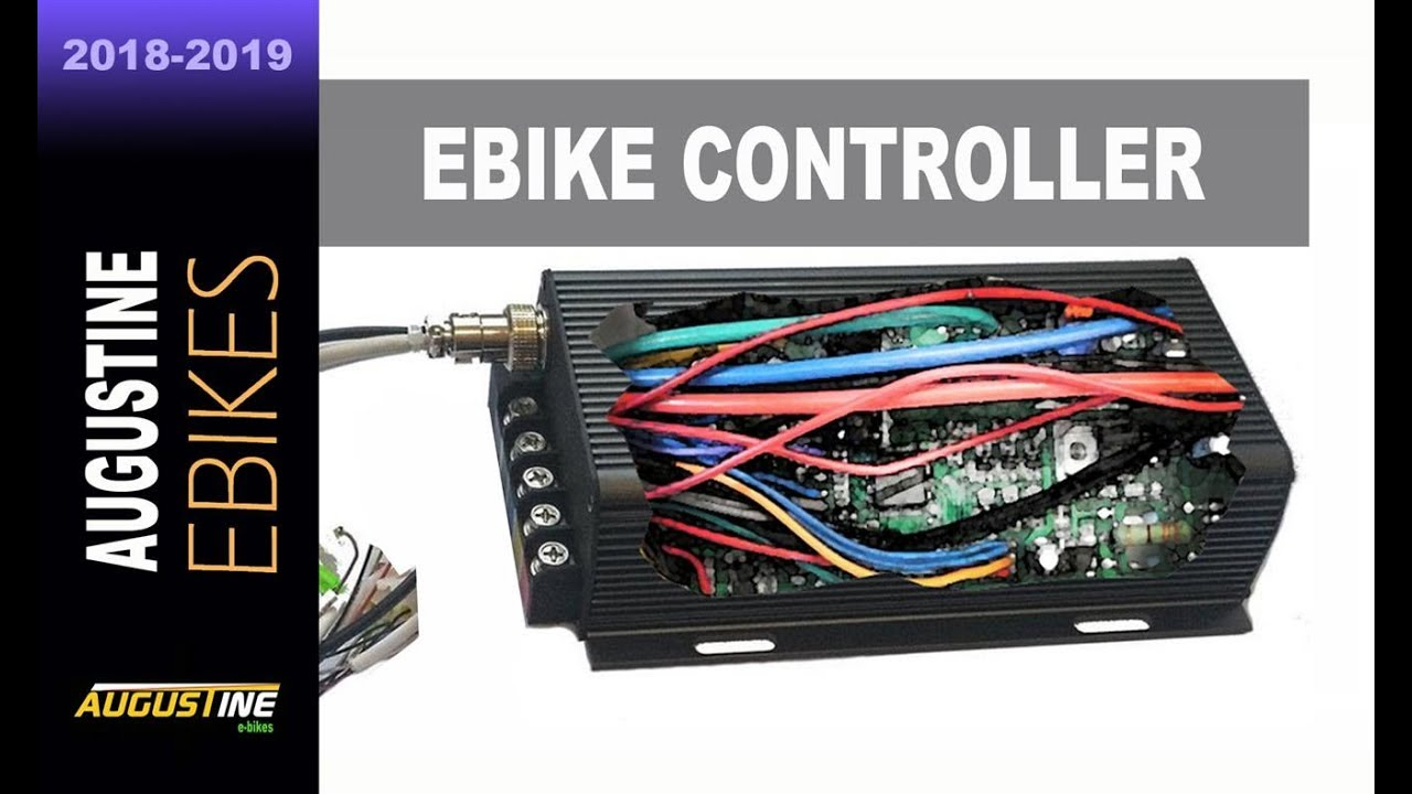 Ebike Controller Wiring Trusted Diagrams Brushless Dc Motor Control Schematic Diagram Ku63 Electric Bike Tips Installation Youtube