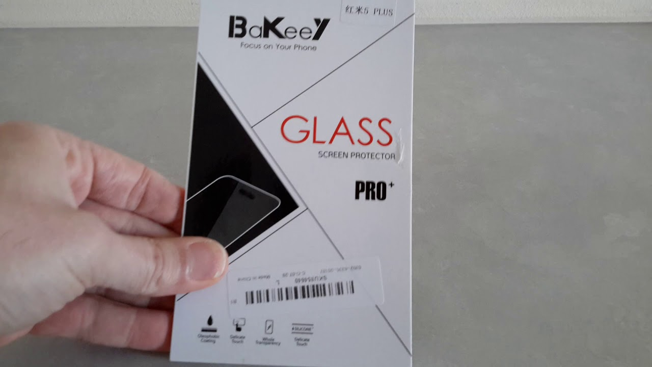 Bakeey Tempered Glass For Xiaomi Redmi 5 Plus From Banggood Youtube 5d Full Cover New 2018