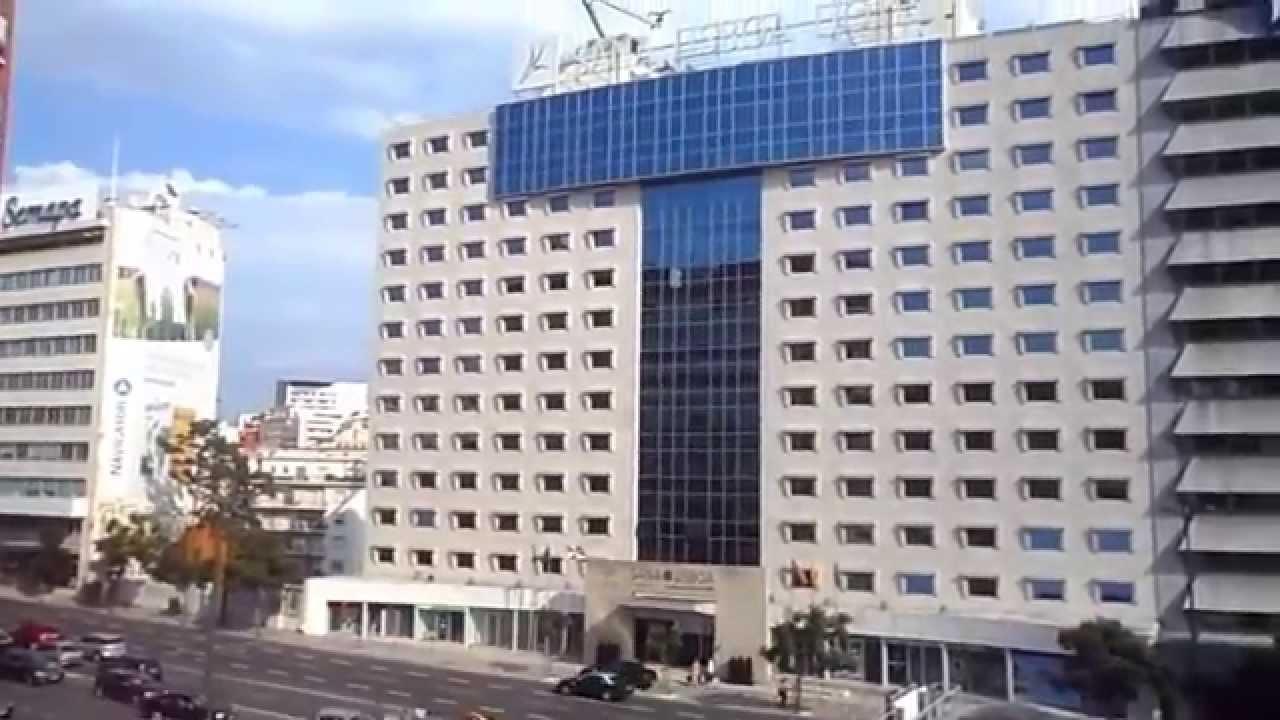 Sana Hotel Lisboa e o Lamborghini amarelo - YouTube