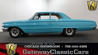1964 Ford Galaxie Gateway Classic Cars Chicago #938