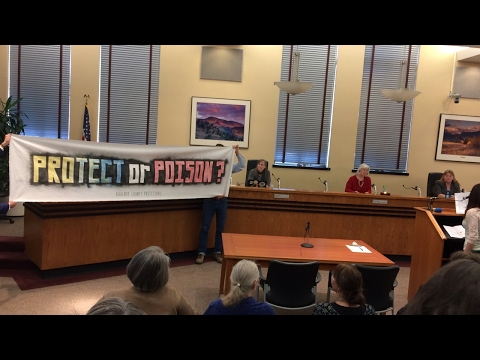 East Boulder County Testimony: BOCO Fracking Regulations Hearing
