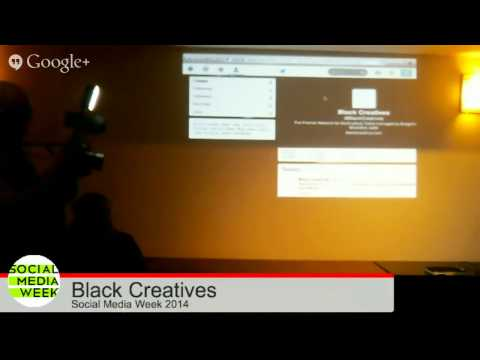 "Black Creatives | #SMW14: ""Allow Me to Reintroduce Myself: Finding Recognition Online For Your Ca..."