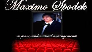 MAXIMO SPODEK, ROMANTIC MUSIC FILM, THEME FROM METELLO