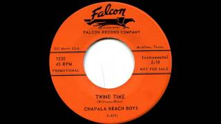 Chapala Beach Boys - twine time (Chicano soul / funk)