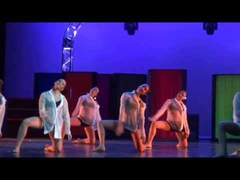 Bianca Cidral Ballet Moderno 2012