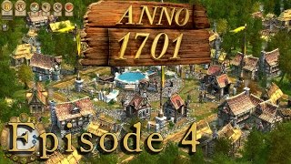 Let's Play Anno 1701 - #4: Pirate Problems