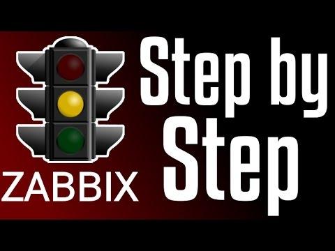 Zabbix - Monitor Linux via SNMP