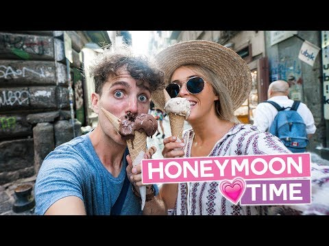 Honeymoon Begins | Naples, Italy