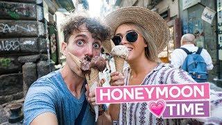 Honeymoon Begins | Naples, Italy