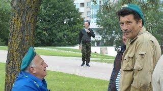 День ВДВ отметили в Минске