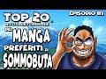 TOP 20 MANGA di SOMMOBUTA - Episodio #1