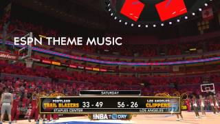 NBA 2K13 - Custom Arena Music