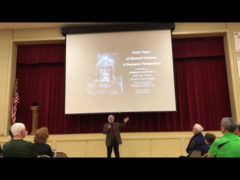 Barrie Schwortz Speaks on the Shroud of Turin  in Shreveport
