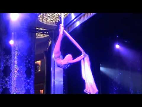 Zoe Emma Wilson Aerial/dance Promo