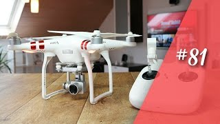 Dji phantom 3 standard drohne (teil 1/3) // deutsch // in 4k // #81