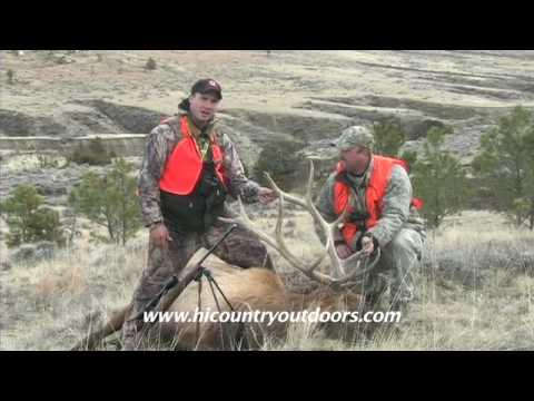 Eastern Montana Self-Guided Elk Hunt - Hunting, Hunting, Hunting