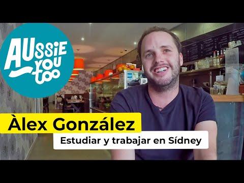 Àlex Gonzalez - Vivir, estudiar y trabajar en Sydney