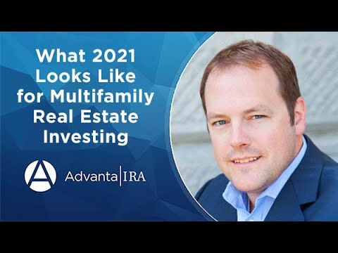 What 2021 Looks Like for Multifamily Real Estate Investing