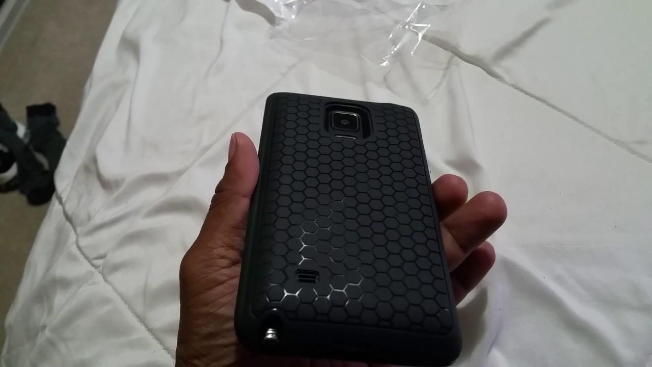 wholesale dealer 1059e c83e8 TQTHL Galaxy Note Edge Extended Battery 7200mAh unboxing