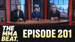The MMA Beat: Episode 201