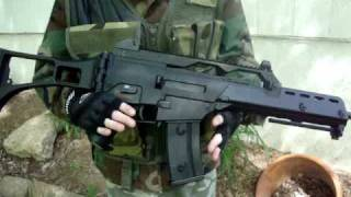 Airsoft Loadout Video 5/05/10