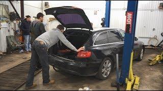 видео Двигатель дизельный Audi A4 B8
