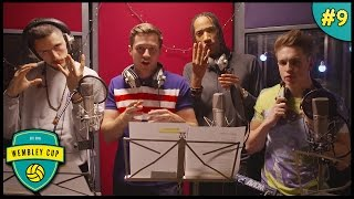 THE SPENCER FC ANTHEM! - Wembley Cup #9 (feat. Joe Weller, Poet, Vujanic & Brett Domino)