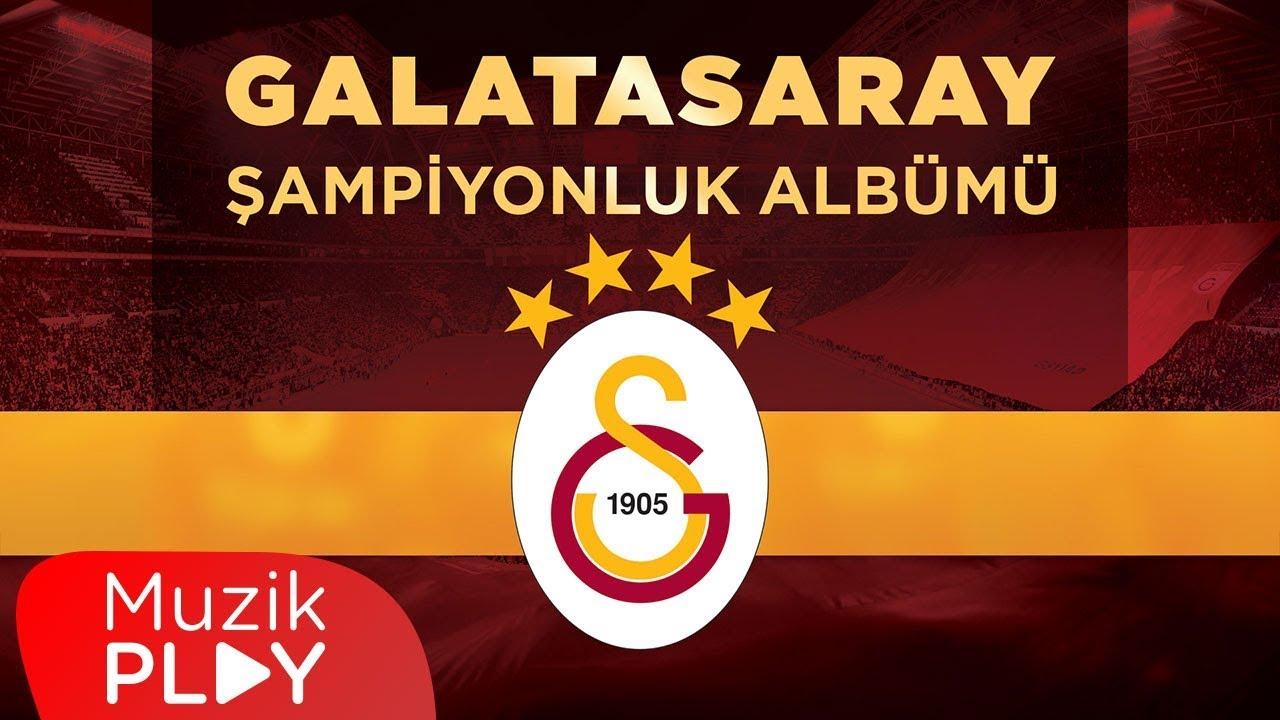 gripin - Sensiz Olmaz Galatasaray (Kırmızı) [Official Audio]