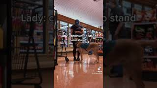 Another fake service dog compilation