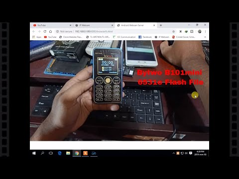 Bytwo B101 mini 6531e Flash File Download II Paid File 30tk